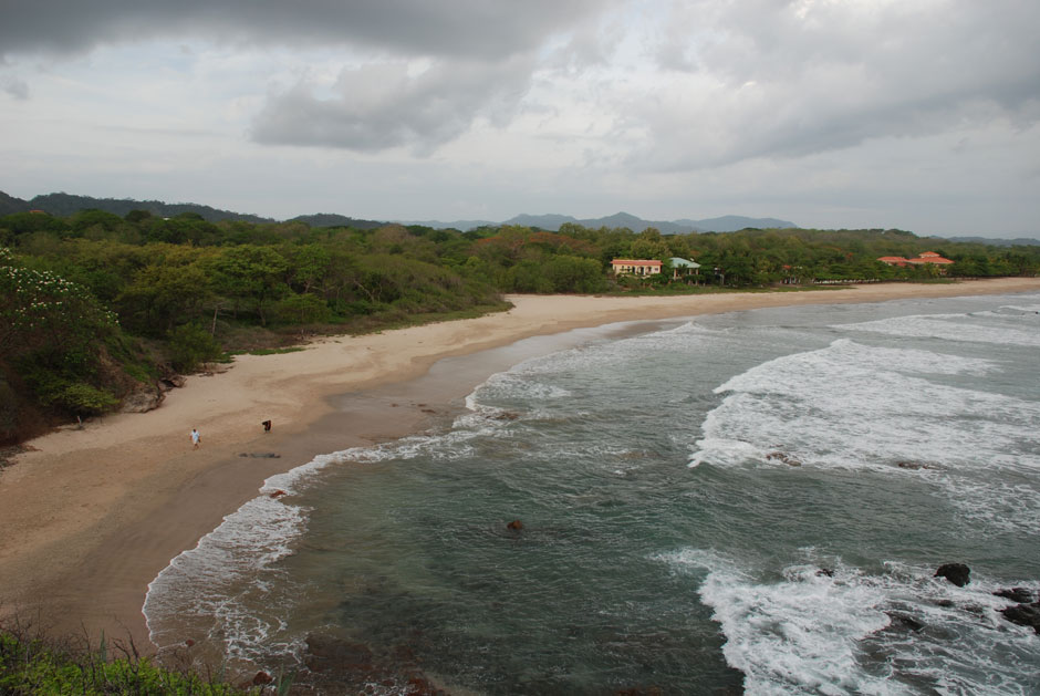 Playa Grande Panoramic View
