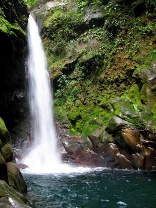 Rincon de la Vieja Waterfall