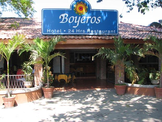 Hotel Boyeros - Liberia